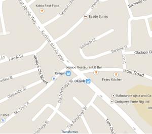 Lagos address